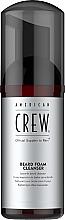 Parfémy, Parfumerie, kosmetika Pěna na knír a vousy - American Crew Beard Foam Cleanser
