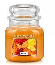 Parfémy, Parfumerie, kosmetika Vonná svíčka - Country Candle Leaves