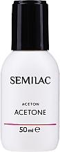 Parfémy, Parfumerie, kosmetika Kosmetický aceton - Semilac Acetone
