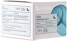 Parfémy, Parfumerie, kosmetika Noční omlazující krém s extraktem z hlemyžd'u - Vis Plantis Helix Vital Care Rejuvenating Night Cream