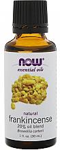 Parfémy, Parfumerie, kosmetika Esenciální olej Kadidlo - Now Foods Essential Oils Frankincense 20% Oil Blend