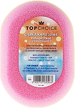 Parfémy, Parfumerie, kosmetika Houba do koupele oválná 30468, různobarevná - Top Choice