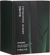 Adolfo Dominguez Bambu - Toaletní voda — foto N2