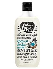 Parfémy, Parfumerie, kosmetika Sprchový gel-krém Hydratace - MonoLove Bio Coconut-Aruba Moisture