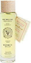 Parfémy, Parfumerie, kosmetika Suchý olej na tělo a vlasy Bílé hrozny - Panier Des Sens Renewing Grape Millesime Oil Body & Hair