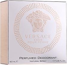 Parfémy, Parfumerie, kosmetika Versace Eros Pour Femme - Deodorant