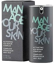 Parfémy, Parfumerie, kosmetika Aktivní omlazující komplex - Dr. Spiller Manage Your Skin Activating Age Repair Complex