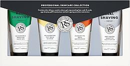 Parfémy, Parfumerie, kosmetika Sada - The Real Shaving Co. (cr/2x50ml + shave/gel/50ml + scr/50ml)