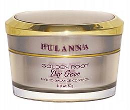 Parfémy, Parfumerie, kosmetika Regenerační denní pleťový krém - Pulanna Golden Root Day Cream Hydro-Balance Control