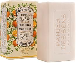 Parfémy, Parfumerie, kosmetika Mýdlo Pomerančový květ - Panier des Sens Orange Blossom Perfumed Soap