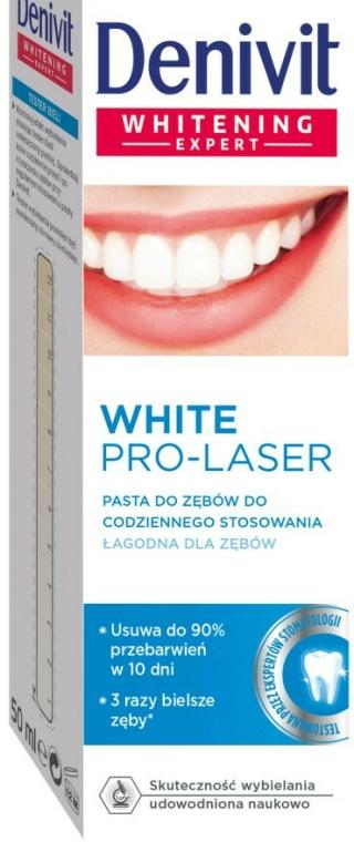"""Zubní pasta """"Pro Laser"""" - Denivit"""