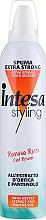 Parfémy, Parfumerie, kosmetika Mousse na styling kudrnatých vlasů - Intesa Styling Extra Strong Hold