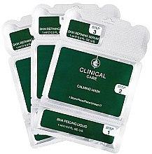 Parfémy, Parfumerie, kosmetika Pečující sada - Klapp Clinical Care 3 Step Home Peeling Treatment