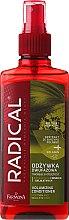 Parfémy, Parfumerie, kosmetika Dvoufázový kondicionér pro objem tenkých vlasů - Farmona Radical Volumizing Conditioner