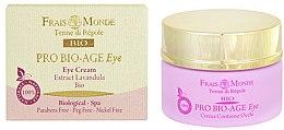 Parfémy, Parfumerie, kosmetika Oční krém - Frais Monde Pro Bio-Age Eye Cream