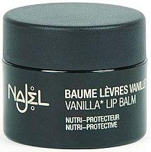 Parfémy, Parfumerie, kosmetika Vanilkový balzám na rty - Najel Vanilla Lip Balm