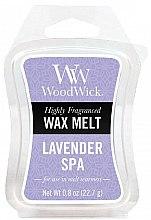 Parfémy, Parfumerie, kosmetika Aromatický vosk - WoodWick Wax Melt Lavender Spa