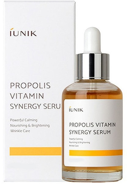 Vitaminové sérum s propolisem - iUNIK Propolis Vitamin Synergy Serum — foto N1