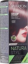 Parfémy, Parfumerie, kosmetika Barva na vlasy - Marion Hair Dye Nature Style