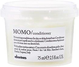 Hydratační kondicionér na vlasy - Davines Essential Haircare Momo Condicioner — foto N1