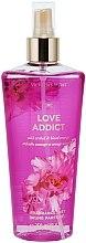 Parfémy, Parfumerie, kosmetika Parfémovaný sprej na tělo - Victoria's Secret Love Addict Fragrance Mist