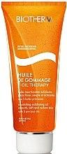 Parfémy, Parfumerie, kosmetika Tělový peeling exfoliační pro suchou pokožku - Biotherm Body Oil Therapy Huile De Gommage