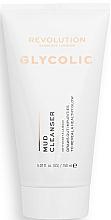 Parfémy, Parfumerie, kosmetika Čisticí přípravek na obličej - Revolution Skincare Glycolic Acid AHA Glow Mud Cleanser