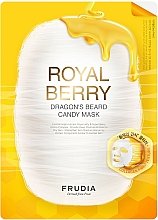 Parfémy, Parfumerie, kosmetika Tající pleťová maska - Frudia Royal Berry Dragon's Beard Candy Mask