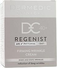 Parfémy, Parfumerie, kosmetika Denní krém proti vráskám 40+ - Dermedic Regenist ARS 4 Phytohial Day Firming Wrinkle Cream