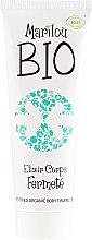 Parfémy, Parfumerie, kosmetika Tělový krém proti celulitidě - Marilou Bio Elixir Body Firmness