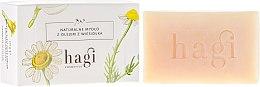 Parfémy, Parfumerie, kosmetika Přírodní mýdlo s výtažkem z pupalky - Hagi Soap