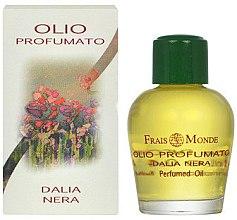 Parfémy, Parfumerie, kosmetika Parfémový olej - Frais Monde Black Dahlia Perfume Oil