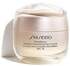Parfémy, Parfumerie, kosmetika Denní krém na obličej - Shiseido Benefiance Wrinkle Smoothing Cream SPF 25