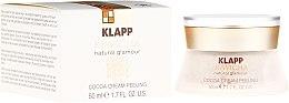 Parfémy, Parfumerie, kosmetika Krém-peeling na obličej - Klapp Kiwicha Cocoa Cream Peeling