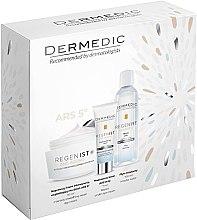 Parfémy, Parfumerie, kosmetika Sada - Dermedic Regenist Anti-Ageing Ars 5 (f/cr/50ml + eye/cr/7ml + micel/100ml)