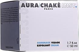 Parfémy, Parfumerie, kosmetika Exfoliační gommaž na obličej - Aura Chake Exfoliant Cream