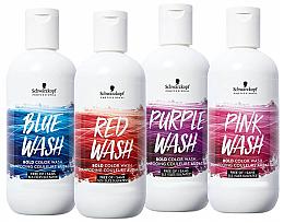 Parfémy, Parfumerie, kosmetika Barvící šampon na vlasy - Schwarzkopf Professional Colour Wash Shampoo