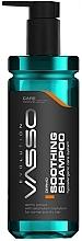 Parfémy, Parfumerie, kosmetika Vlasový šampon - Vasso Professional Shooting Hair Shampoo Dermo