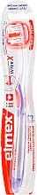 Parfémy, Parfumerie, kosmetika Zubní kartáček, fialový - Elmex Toothbrush Caries Protection InterX Soft Short Head