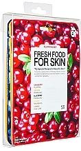 Parfémy, Parfumerie, kosmetika Sada - Super Food For Skin Facial Sheet Mask Set (f/mask/5x25ml)