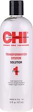 Parfémy, Parfumerie, kosmetika Systém pro narovnání vlasů Formula A, fáze 1 - CHI Transformation Solution Formula A
