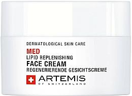 Parfémy, Parfumerie, kosmetika Regenerační lipidový pleťový krém - Artemis of Switzerland Med Lipid Replenishing Face Cream