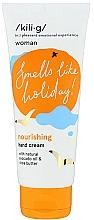 Parfémy, Parfumerie, kosmetika Výživný krém na ruce s vůní mandarinky - Kili·g Woman Nourishing Hand Cream