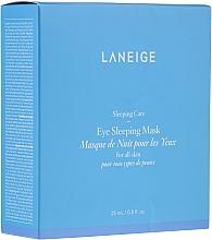 Parfémy, Parfumerie, kosmetika Noční maska pod oči - Laneige Sleeping Care Sleeping Eye Mask
