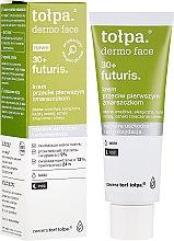 Noční krém na obličej od prvních vrásek - Tolpa Dermo Face Futuris 30+ Face Cream — foto N1