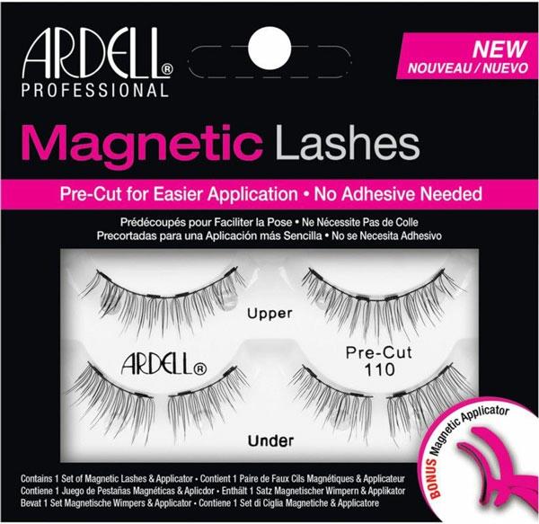 Umělé řasy - Ardell Magnetic Lashes Pre-Cut 110