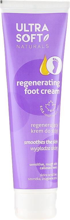 Regenerační krém na nohy - Ultra Soft Naturals Regenerating Foot Cream Smoothes — foto N1