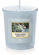 Parfémy, Parfumerie, kosmetika Vonná svíčka - Yankee Candle Votiv Water Garden