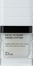 Parfémy, Parfumerie, kosmetika Esence na obličej - Dior Homme Dermo System Essence Perfectrice Pore Control