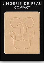 Parfémy, Parfumerie, kosmetika Kompaktní tónovací pudr - Guerlain Lingerie de Peau Compact Mat Alive(náhradní náplň)